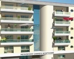 Cannes Montaigne : la ville de Cannes